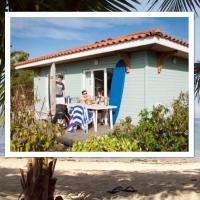 The beach family house