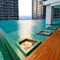 KL Gateway Premium Residences Pool View