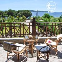 Avalon Villa in Tripiti Beach