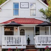 The Farmhouse Inn & Kitchen, 2 blocks from Downtown Whitefish, Montana