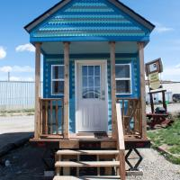 Tiny House Leadville Colorado
