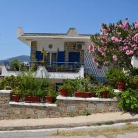 Traditional summer house in Marmari
