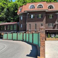 restaurant and hotel complex Corsica