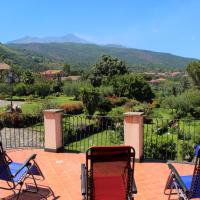 Villa Vulcano, tra l'Etna e il mare