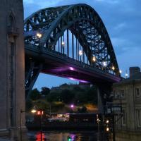 Tyne Bridge View