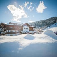 Alpines Gourmet Hotel Montanara, hotelli kohteessa Flachau