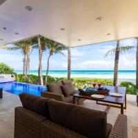 Casa Martini- Oceanfront private pool house for 6