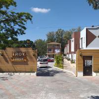 Troy Lodge
