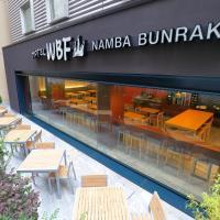 Hotel WBF Namba BUNRAKU
