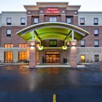 Hampton Inn & Suites Detroit-Canton
