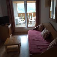 Appartement F2 dans résidence de tourisme avec piscine