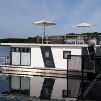 Hausboot Leukermeer Well