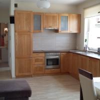 Komfortowy apartament dla czterech osób.