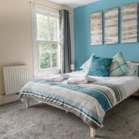 VIBRANT retreat 4 bed house, Cambridge City Ctr, Sleeps 10