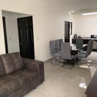 Cómodo y moderno apartamento equipado.