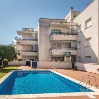 Two-Bedroom Apartment in Cubelles