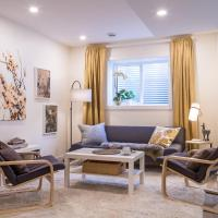 GOLDEN-TREE Private 1-Bedroom Suite close to WEM