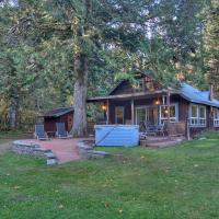 Mysty Mountain Cabin - 3 Bed 1 Bath Vacation home in Skykomish