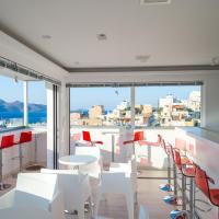 Ikaros Art Hotel, hotel in Agios Nikolaos