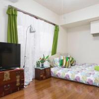 Studio Apartment Nakano-Shimbashi I-MDK36