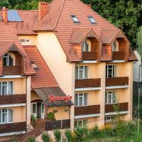 Гортензія, готель у Поляні