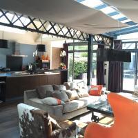 Maison contemporaine Centre DEAUVILLE