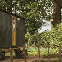 The Hut B&B at Piercebridge
