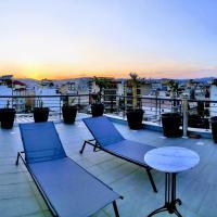 Elegant Bright Apartment with Acropolis view terrace