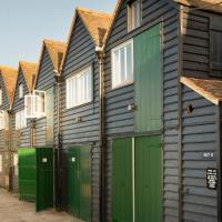 Whitstable Fisherman's Huts and Warehouse Cottages