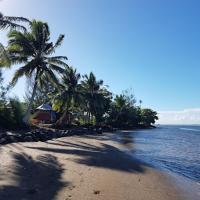 Sina PJ Beach Fales and Surf