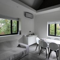 Modern flat in an Old Vicarage