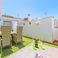 Two-bedroom with terrace Hanna