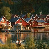 Norrfällsvikens Camping, Stugby & Marina