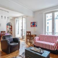 Welkeys - 13th arrondissement Apartment, close to Montparnasse and Butte Aux Cailles