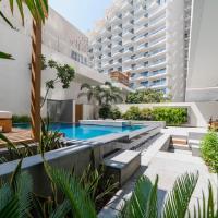 Five Palm Duplex Villa with Private Swimming Pool