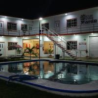 Villa Marán chachalacas