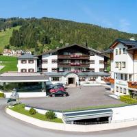 Hotel Waidmannsheil, hotelli kohteessa Flachau