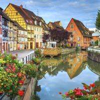 Appartement grand standing VAUBAN 10 Personnes centre historique de Colmar