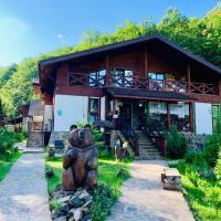 Chalet Vedmezhe, готель у Поляні