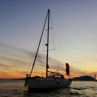 Sail boat -Beneteau 36