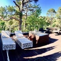 Dzintari Duplex Penthouse in Pines