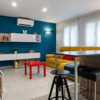 Bright & Cozy 2-Bedroom Flat next to El Retiro
