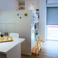 Stylish Modern Studio, Chalkida centre