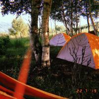 Green Camping Tusheti