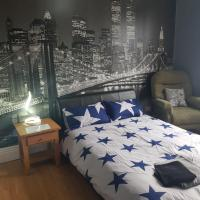 3 double bedroom serviced apartment near city centre