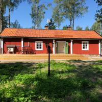Nedanby | Cottage | Idyllic location | Porch | Grill