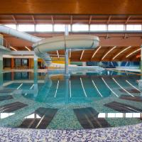 LIPNO WELLNESS - FRYMBURK D106 private family room