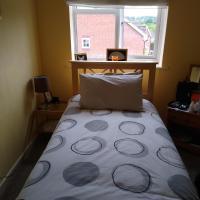 Room near Warwick & Rail station