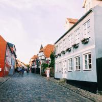Ebeltoft Midtby