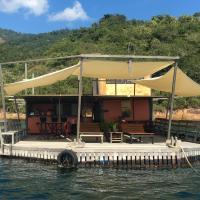 Hausboot im Paradies